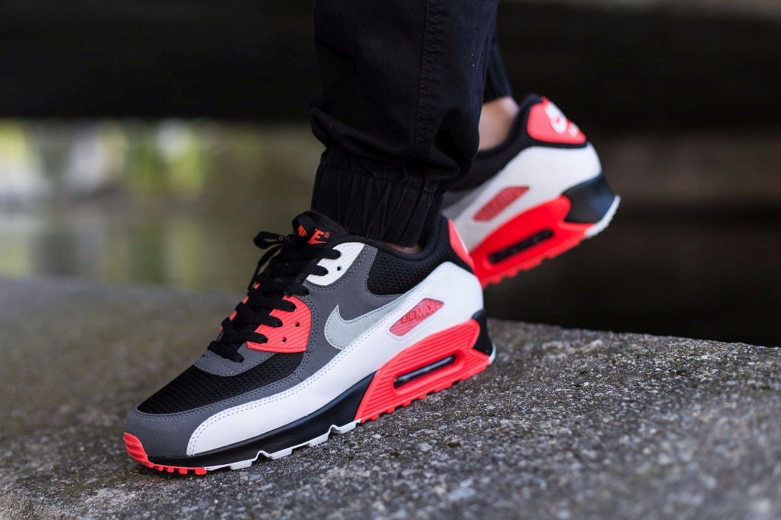 84a9b001a ... sale ff1fa ea666 low price nike air max 90 og reverse infrared mens shoe  size 12 725233 006 limited ...