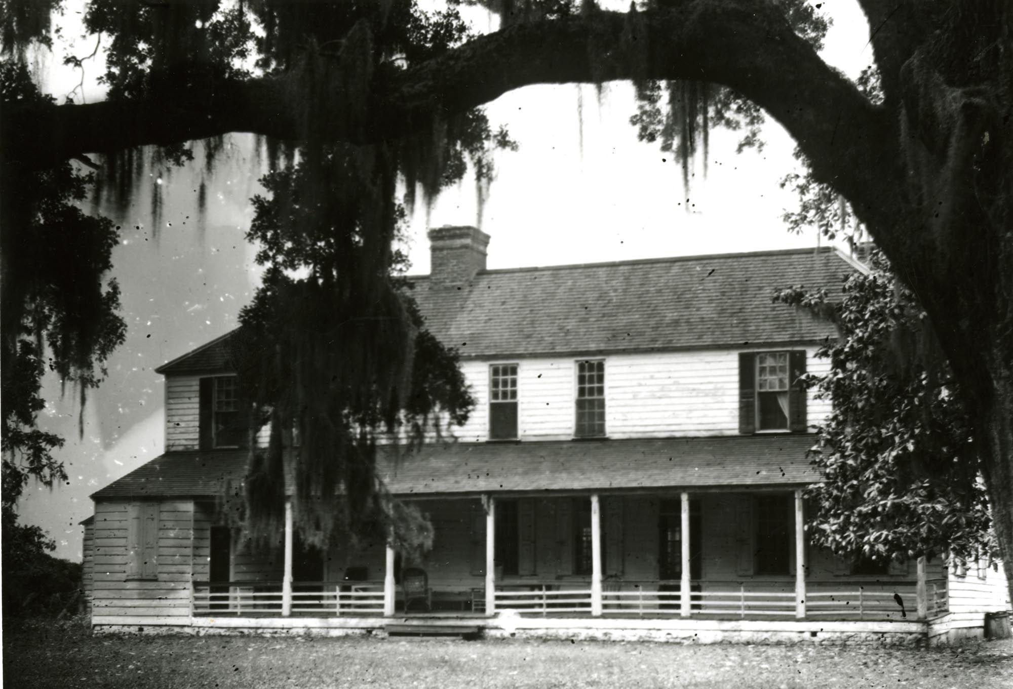 Middleburg Plantation in 1938