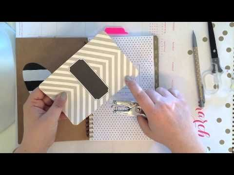 DIY Tutorial | Customize Your Spiral Planner or Notebook ...