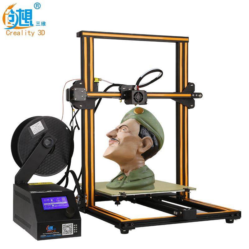 2017 Max Customized Level 3D Printer Can Select Touch Screen - free resume printer