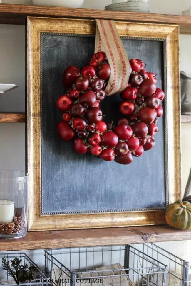 Photo of 30 DIY fall wreaths