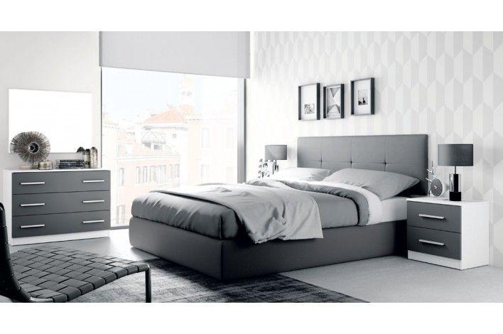 Dormitorio de matrimonio l 02999664 merkamueble habitaci n pinterest dormitorio de - Recibidores modernos merkamueble ...