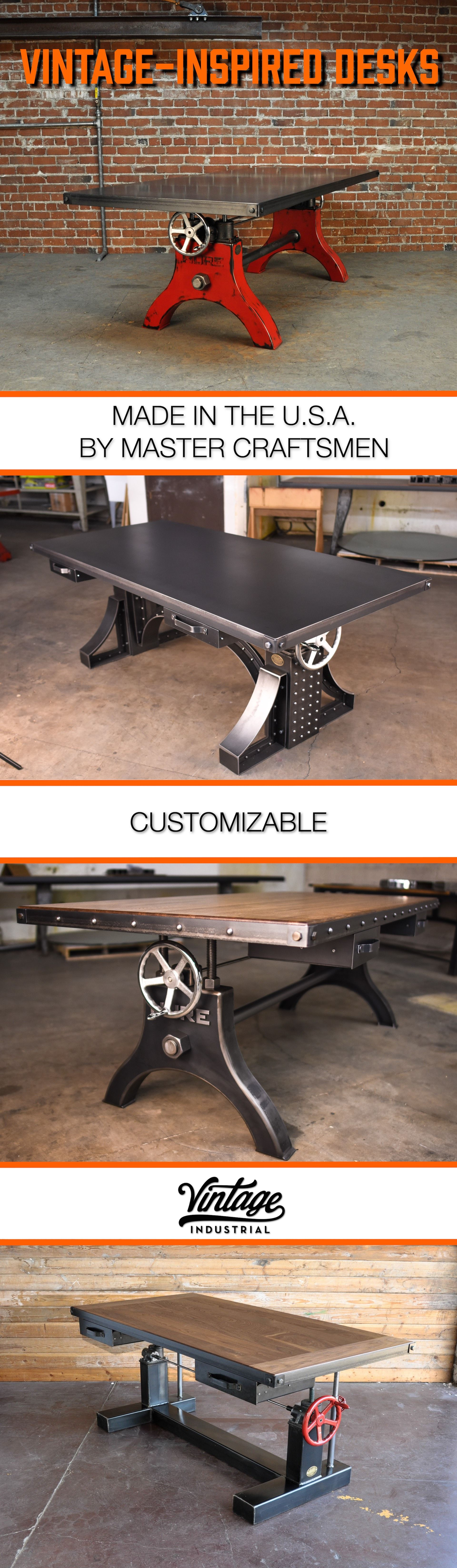 Long extending desk can be applied as the pedestal or helmsman local area Furniture Pinterest