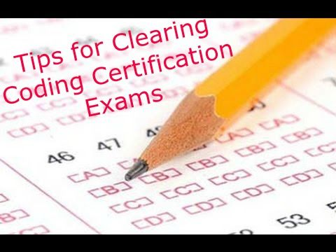 How to Clear ICD and CPT coding certification exams   ICD and CPT ...