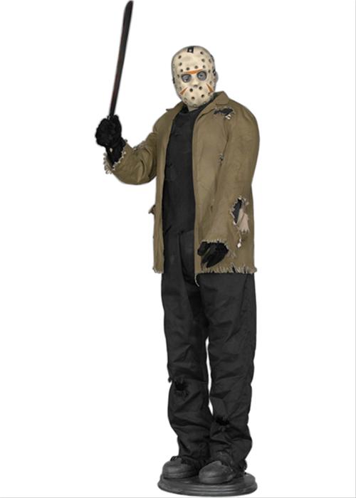 Life Size Jason Voorhees Amazing Halloween Costumes