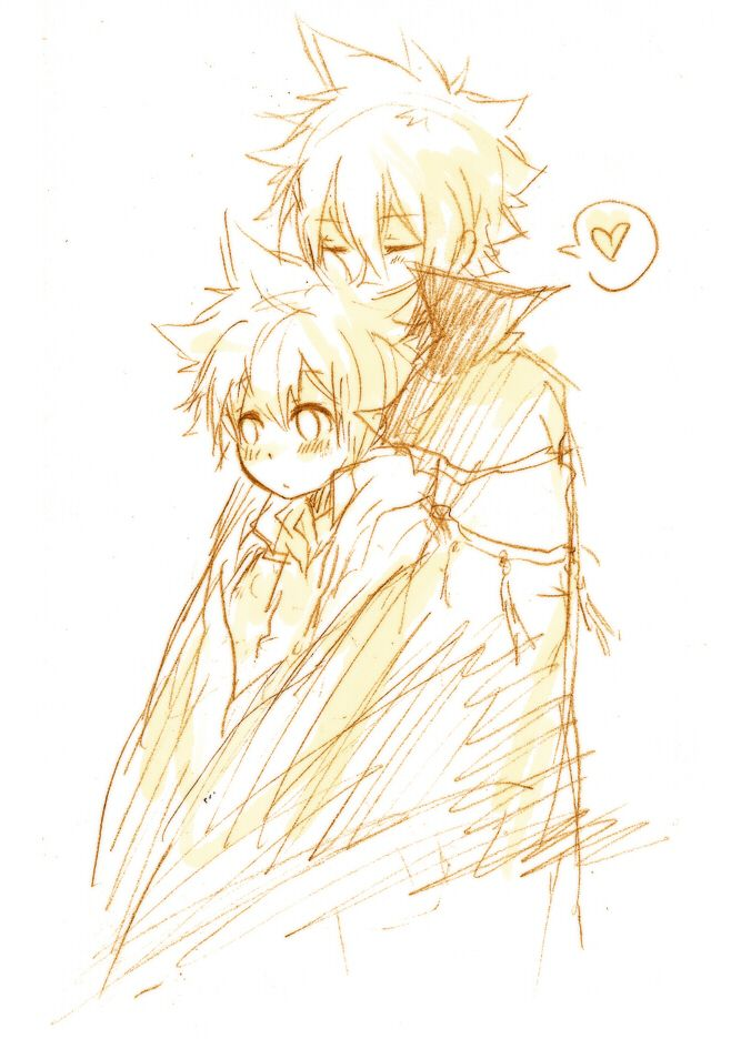 Giotto x Tsuna. Why is people so shippable?! I also ship Tsuna and Hibari but I also ship Hibari and Dino and ugh too much