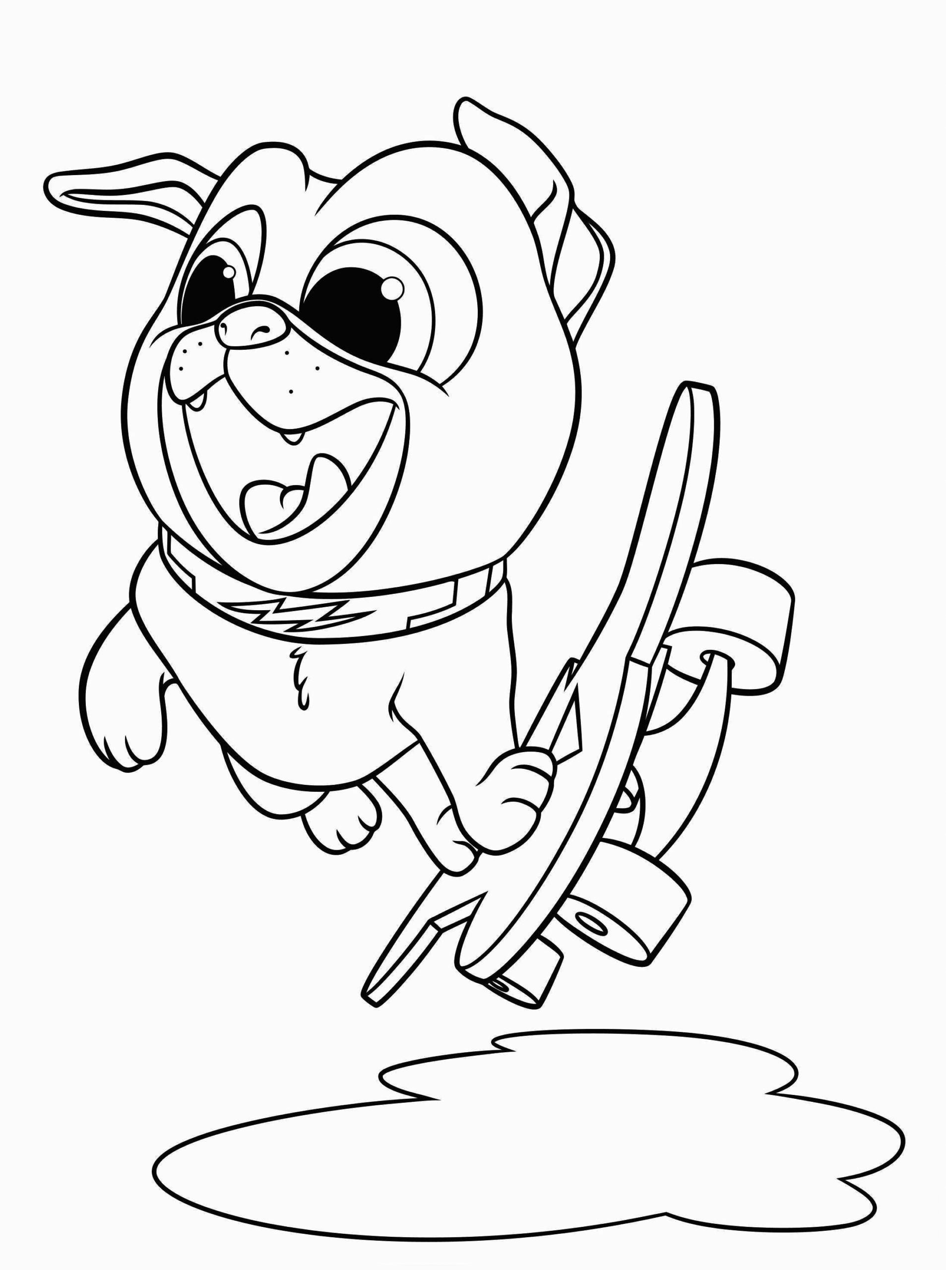 Puppy Dog Pals Coloring Pages Best Coloring Pages For
