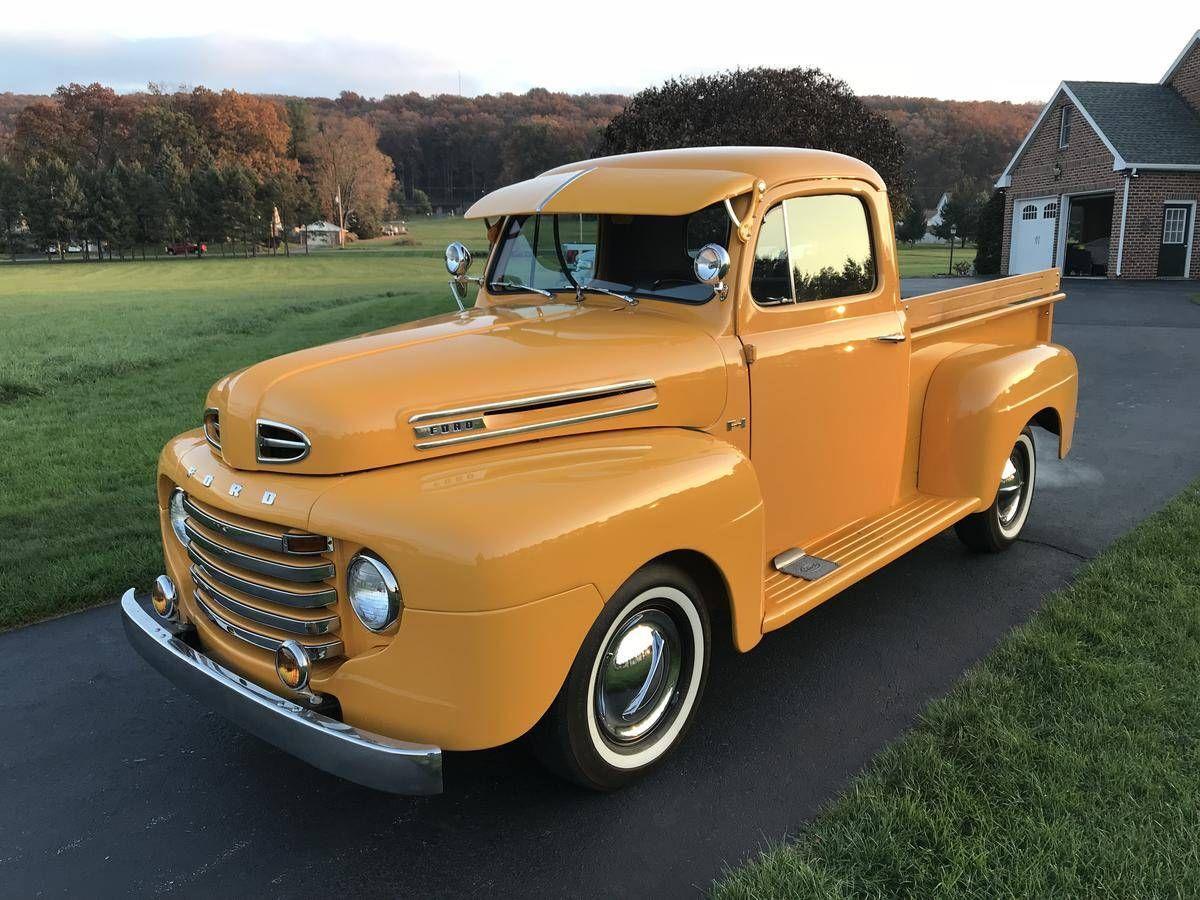 1950 Ford F100 For Sale 2042607 Hemmings Motor News Ford Trucks Classic Trucks Classic Chevy Trucks