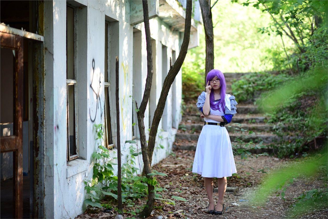 Silvie(실봄) Rize Kamishiro Cosplay Photo