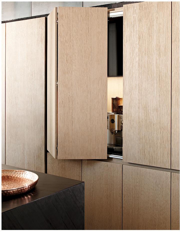 Pin de en details 1 cocina oculta - Cocinas ocultas ...