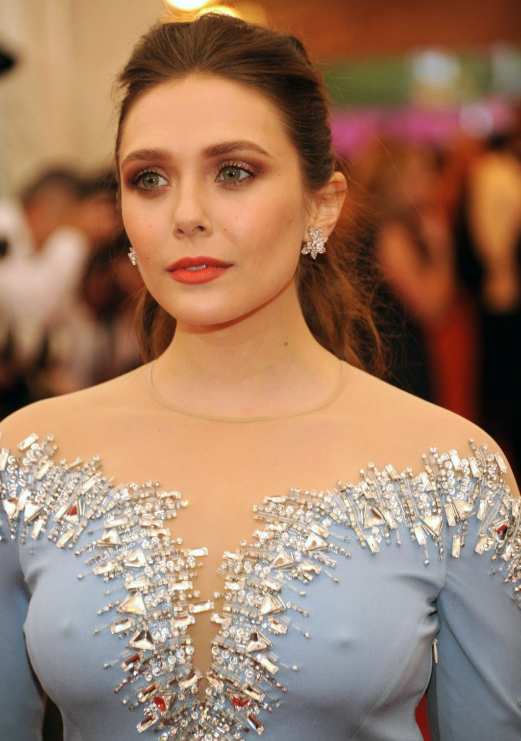 picture Elizabeth Olsen born February 16, 1989 (age 29)