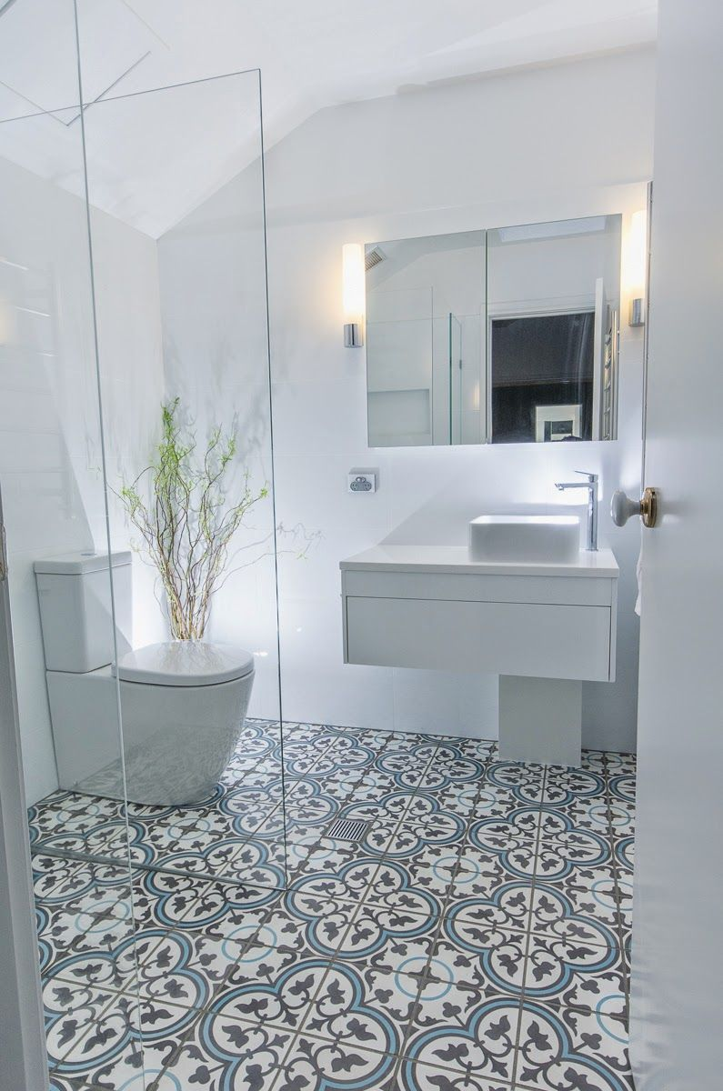 Matilda Rose Interiors: New trend in tiles... | Master Bathroom ...