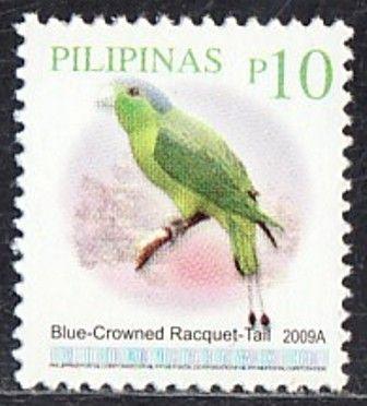 Filipinas Sellos Aves