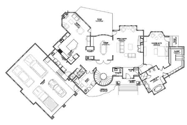 Love This Floor Plan Architectural House Plans Architectural Floor Plans Floor Plans Online