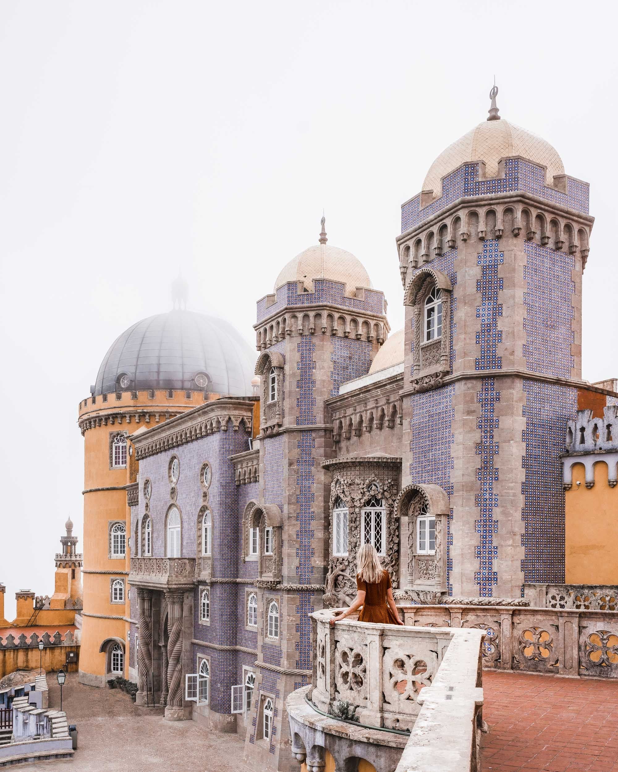 A Guide To Visiting Sintra Castles in Portugal