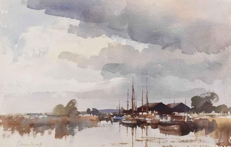 Edward Seago watercolor - Google Search