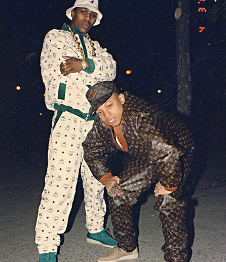 4505c1e3b8c0 Dapper Dan of Harlem|the -history-of-hip-hop-fashion | I ♥ Old ...