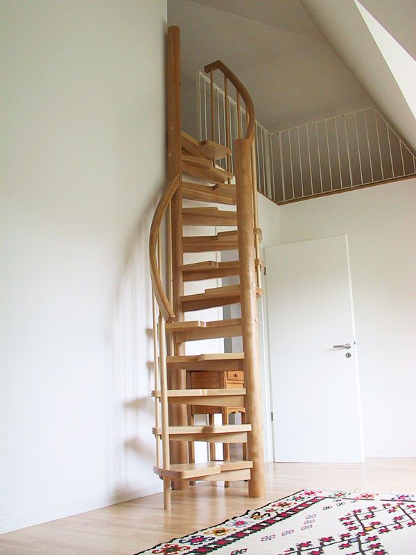 Raumspartreppen Spiral Staircase Pinterest Attic Staircases And Lofts