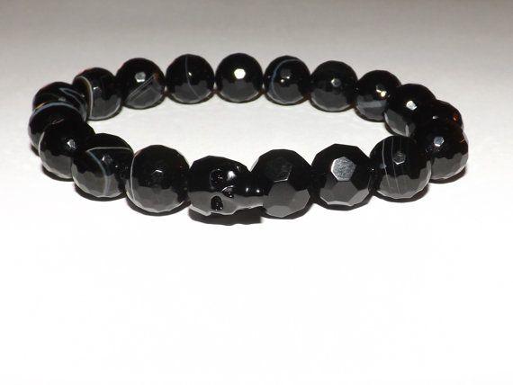 10bb9c7d1316 Swarovski Men Bracelet Hand Jewelry For Him by SubtleExpressions ...