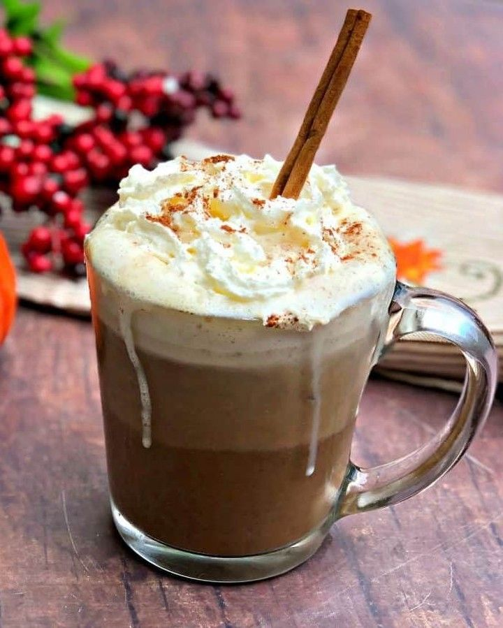 LOOK: if you eat this every day for 1 week this is what happens to your body . . . . . . . Keto Low-Carb Copycat Starbucks Pumpkin Spice Latte 3g net carbs. How amazing does this look? You know fall... #pumpkinspiceketocoffee