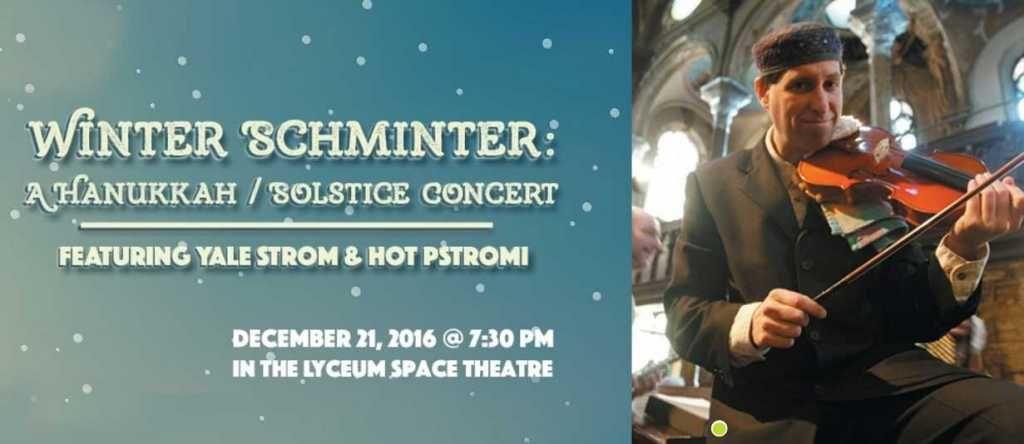 """Tenemos 2 pares de boletos para el espectáculo """"Winter Schminter: A Hannukah/Solstice Concert"""" en San Diego - http://diariojudio.com/comunidad-judia-mexico/tenemos-2-pares-de-boletos-para-el-espectaculo-winter-schminter-a-hannukahsolstice-concert-en-san-diego/224504/"""