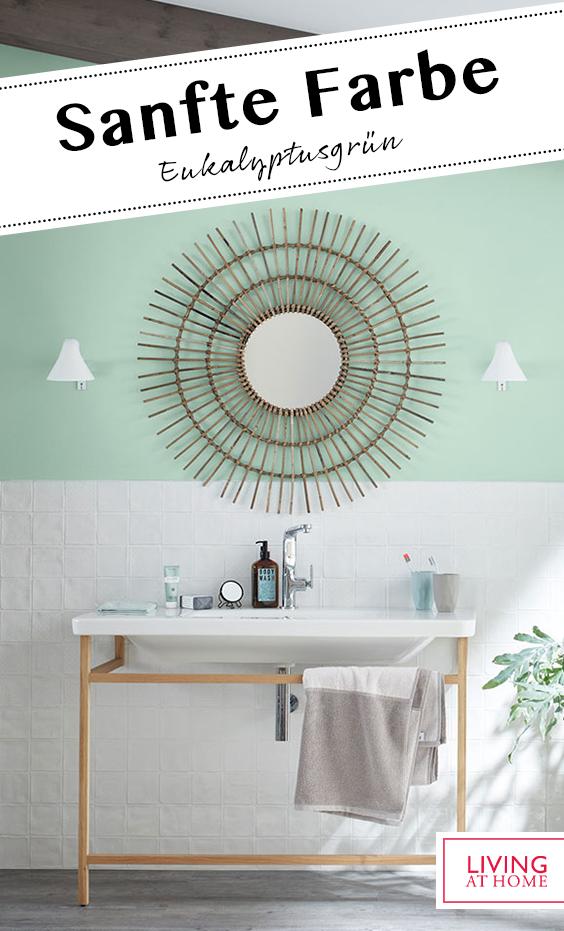 Schoner Wohnen Naturell Eukalyptusgrun Bild 3 Schoner Wohnen Wandfarbe Schoner Wohnen Einrichten Und Wohnen