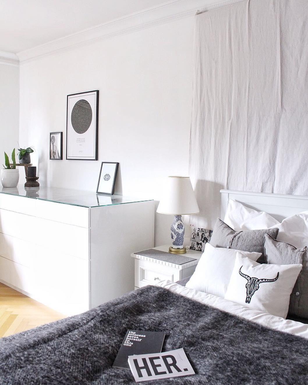 Bedroom Goals In Diesem Traumhaften Schlafzimmer Sind Susse Traume