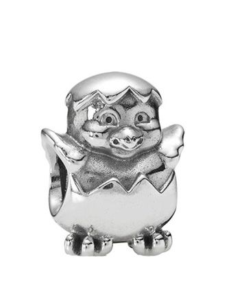 15851fe09 Pandora Silver Baby Chick Charm Available at: www.always-forever.com ...
