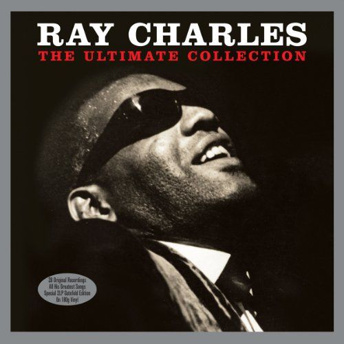 the ultimate collection 2 lp ray charles vinyle album achat prix