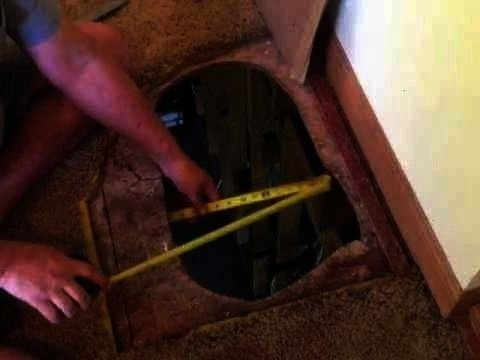hole in the floor  subfloor repair DIY How to fix a hole in the floor  subfloor repair DIY How to fix a hole in the floor  subfloor repair DIY How to Weatherize Your Home...