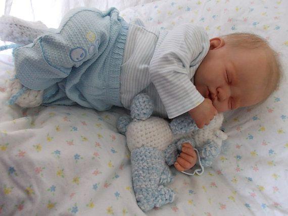 Reborn Baby Boy Boo With Free Shipping By Silverymooncherubs 475 00 Realistic Baby Dolls Reborn Babies Reborn Baby Boy