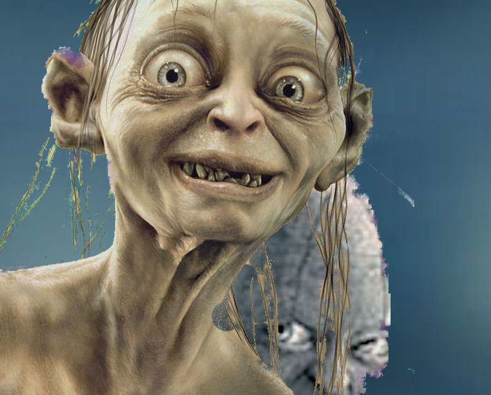 smeagol from lord of the rings gollum lord of the