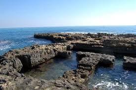 The Roman Site Of The Queen S Baths In Spanish Banos De La Reina
