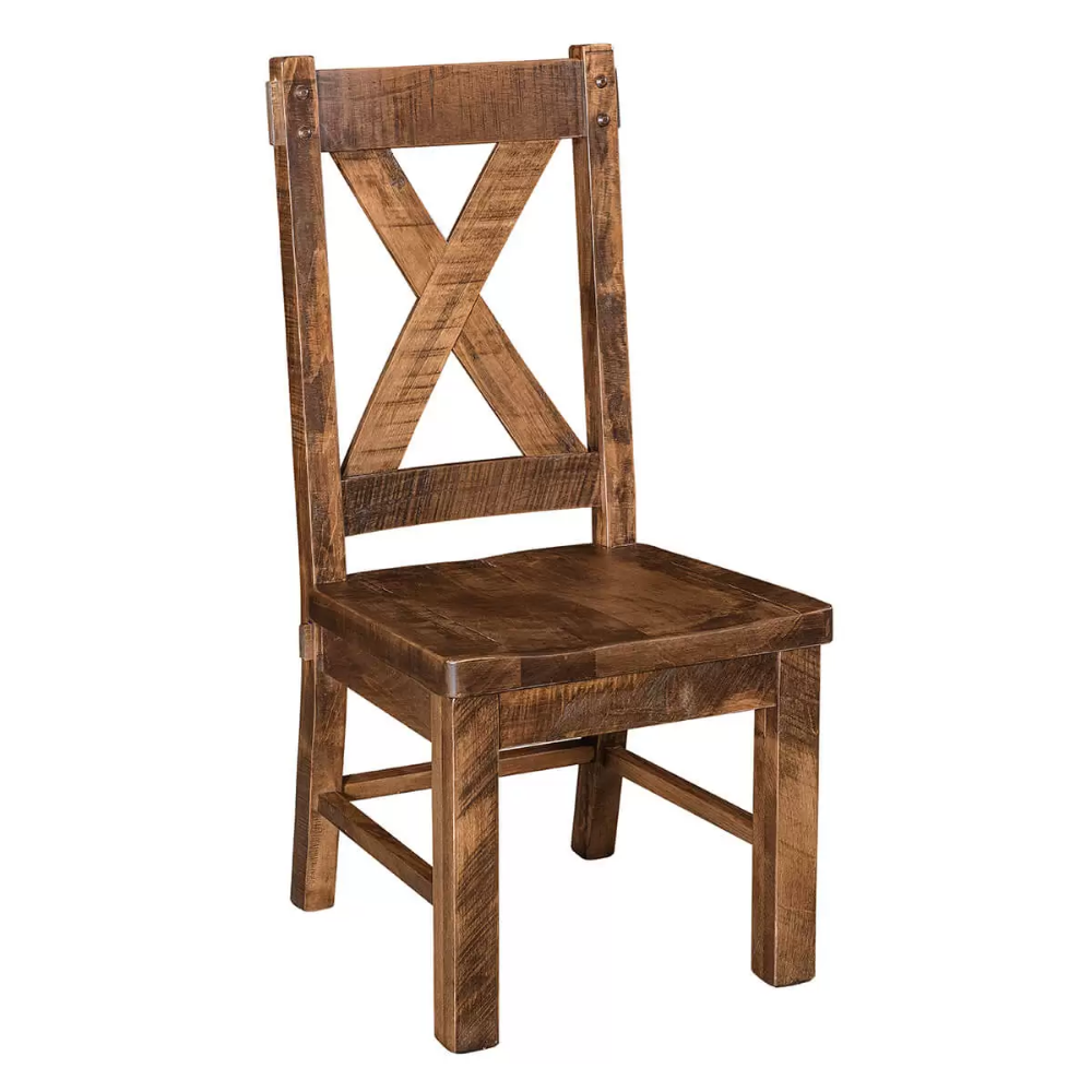 Dining Room Side Chairs Amish Country Heirlooms Arthur Il In 2020 Side Chair Dining Room Side Chairs Amish Country