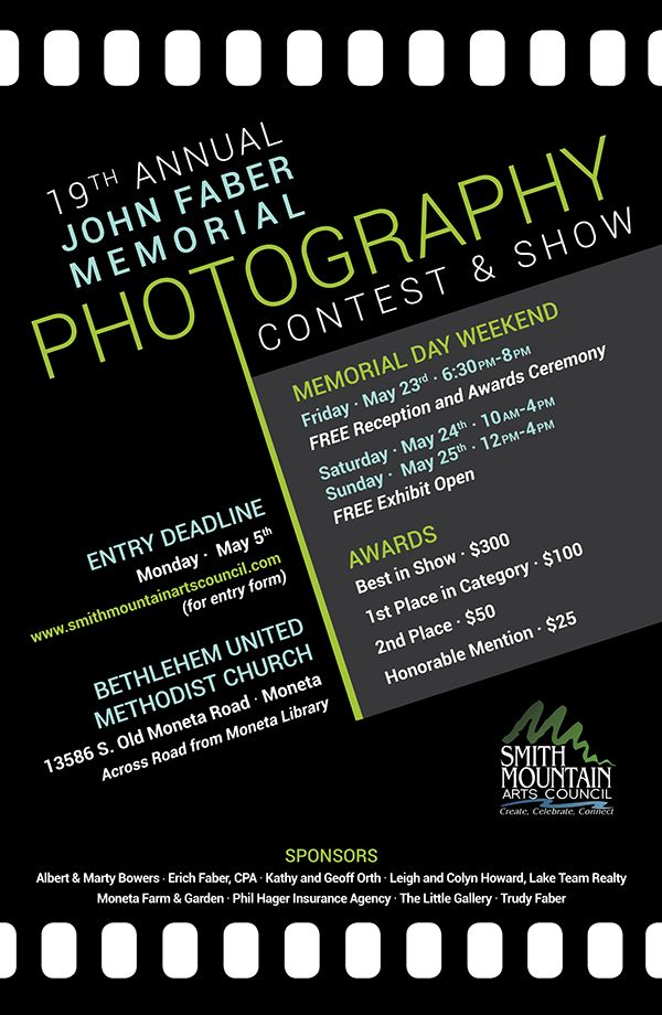 Photography Contest Poster For Smac On Behance Poster Pinterest