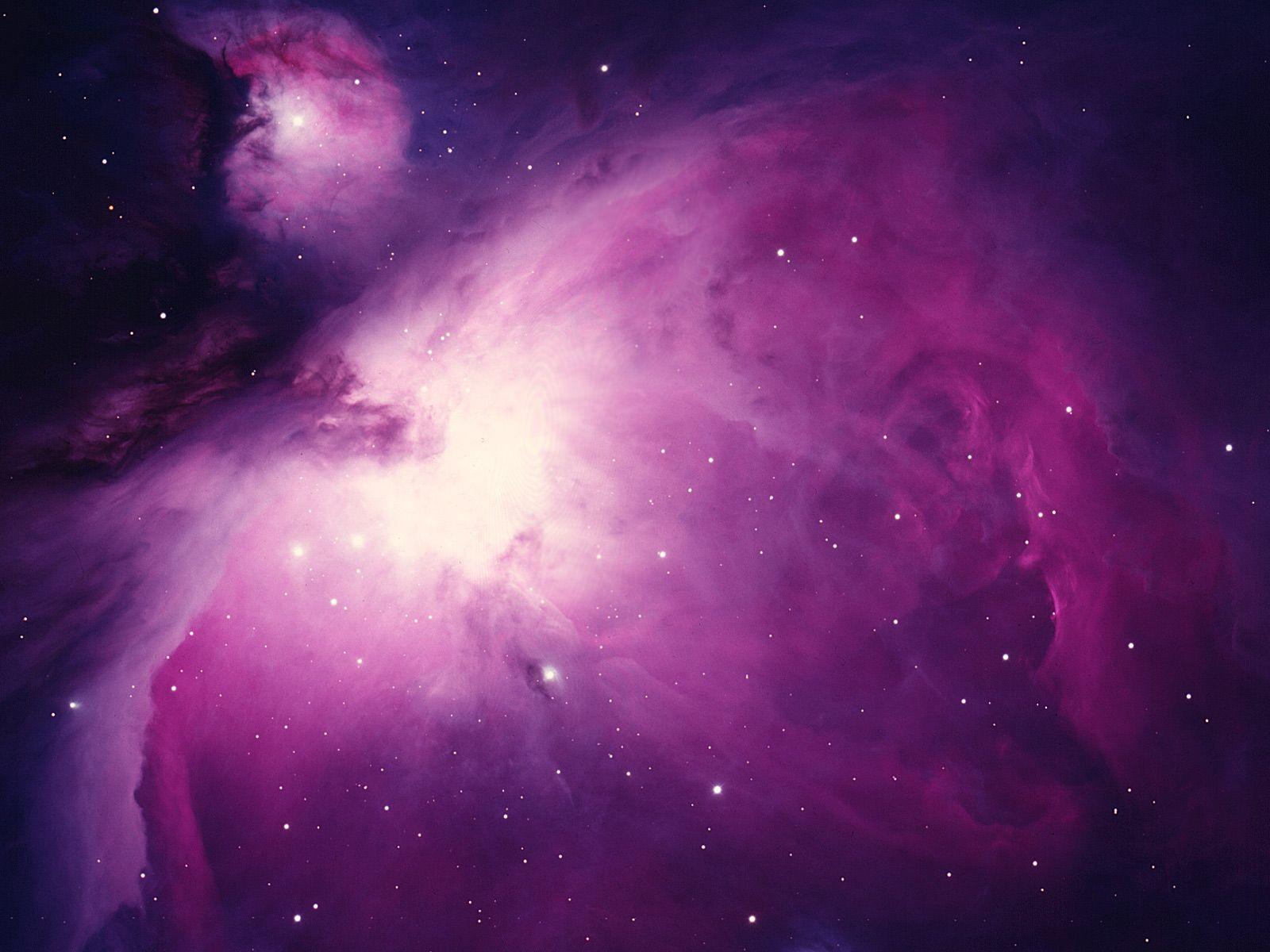 fiery nebula purple - photo #27