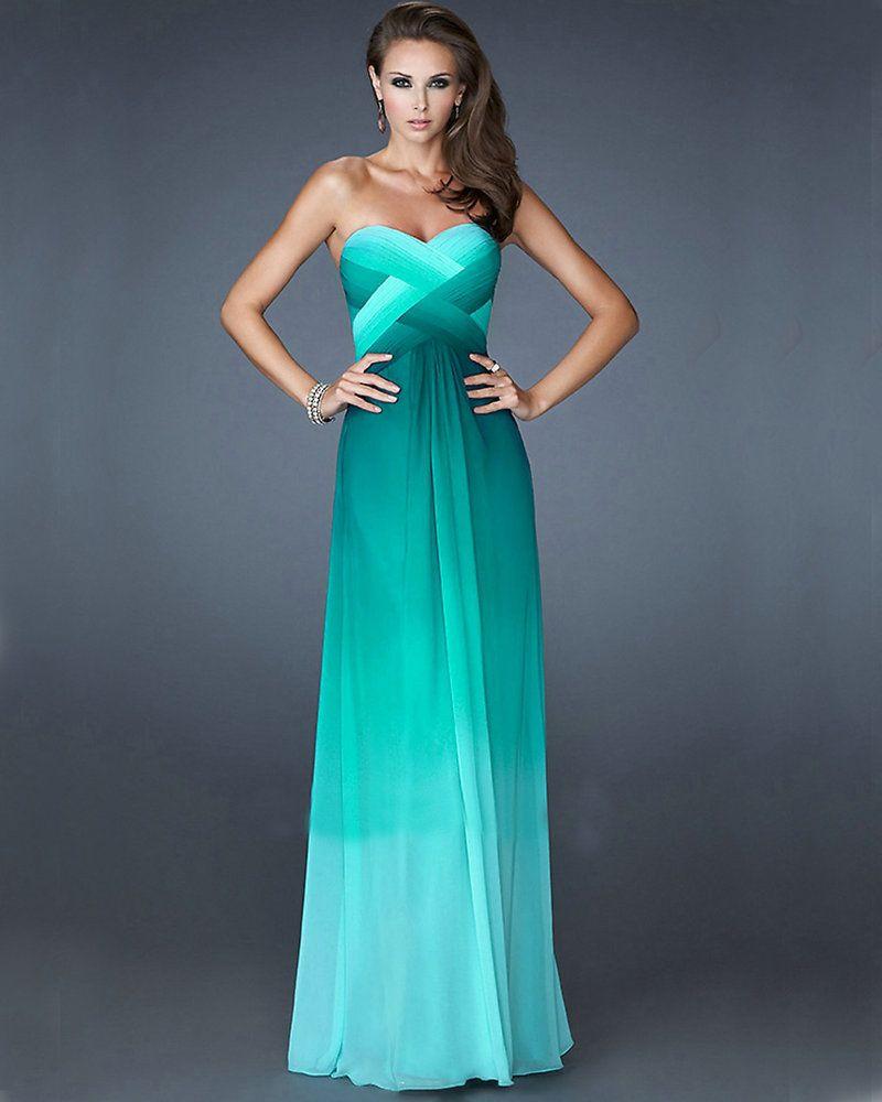 Vestidos de noche largos baratos online