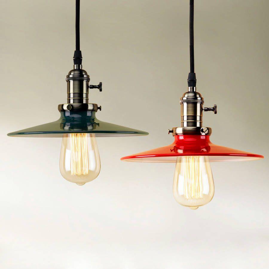 Industrial vintage style pendant lights pendant lighting