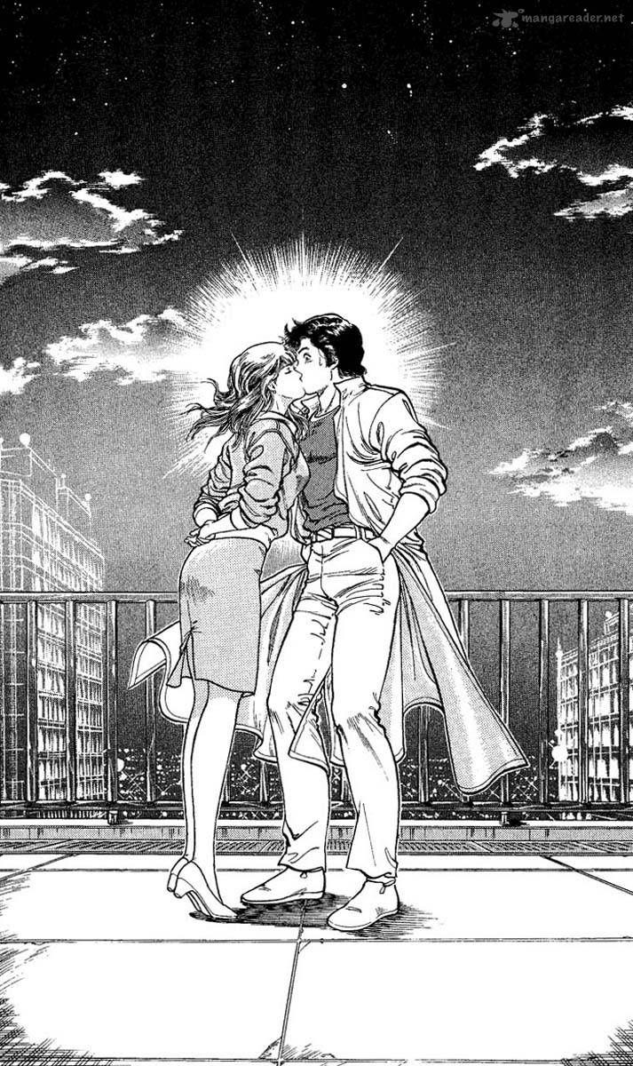 City Hunter Manga Kiss Google Search City Hunter Old Anime Manga