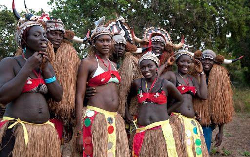 Pin em Bissau