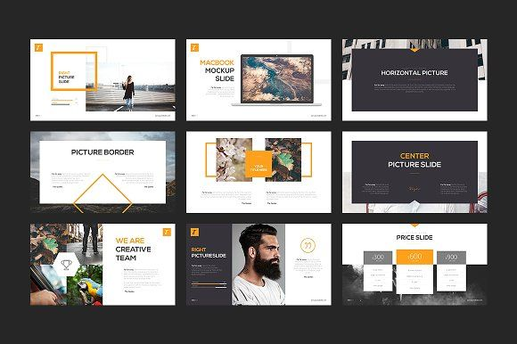 Tahu Powerpoint Template By Angkalimabelas On Creativemarket