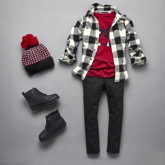 Shop the look Boys Outfit Ideas For K  M Pinterest Boy