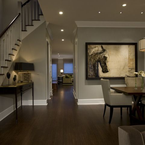 Awesome Transitional Dining Room Decor