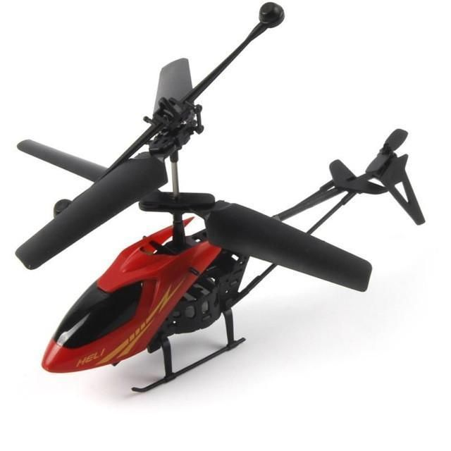 Flying Remote Control Helicopter with Lights (Multi) | Remote control helicopter, Remote control