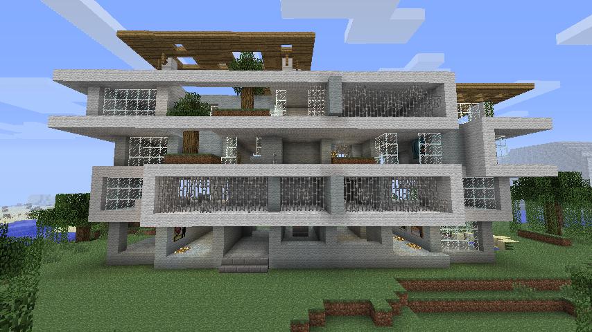 Id Like To Attempt To Build Something Like This Minecraft Pinterest - Minecraft haus bauen in uberleben