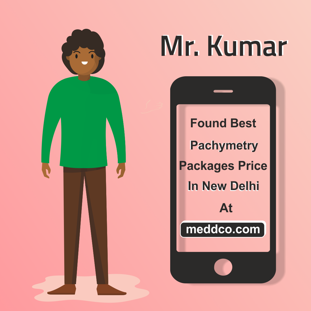 Mr. Kumar found the right hospital with most reasonable