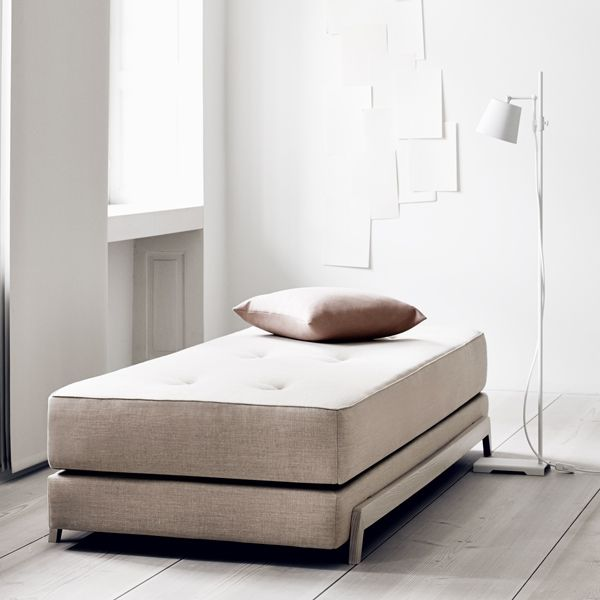 Frame Sofabed Elegant Nordic Daybed Easy To Transform Easy To Use Softline Sofa Frame Sofa Bed Daybed