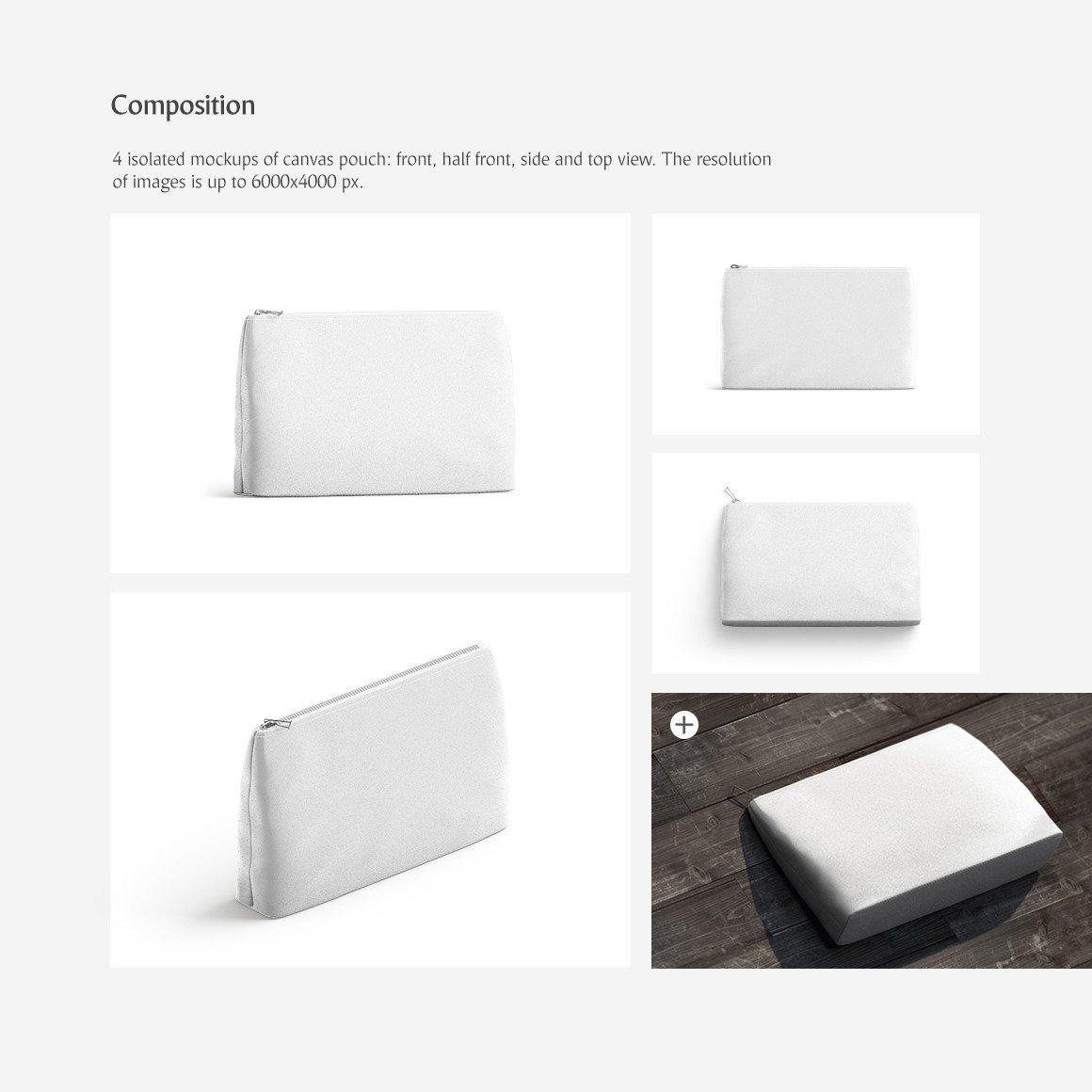 Download Zip Lock Pouch Mockup Canvas Pouch Clothing Mockup Pouch