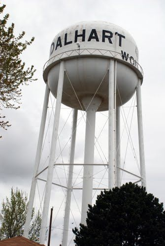 Dalhart Tx My Home Town Love It So Much Texas Water Water Tower Ferris Bueller S Day Off