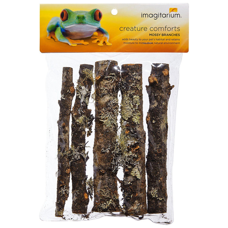 Imagitarium Mossy Wood Branches